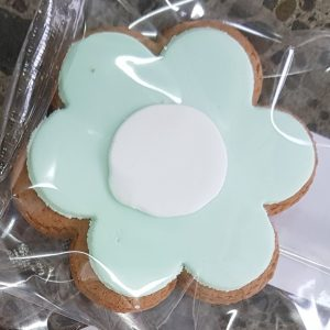 Gingerbread Daisy - Mint